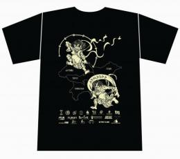 """THE罵倒2012"" T-shirts"