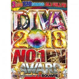 I-SQUARE / DIVA 2018 NO.1 PV AWARD (3DVD)