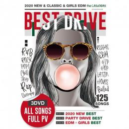 the CR3ATORS / Best PV Drive (3DVD)