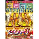 DJ FIRST KID / BEST HITS R&B 2016 (4DVD)