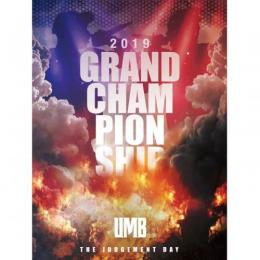 ULTIMATE MC BATTLE GRAND CHAMPION SHIP 2019 (UMB 2019) (Blu-ray+DVD)