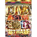 I-SQUARE / DIVA BEST OF 2018 1ST HALF (3DVD)