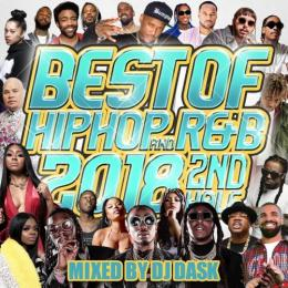 DJ DASK / THE BEST OF HIP HOP AND R&B 2018 2nd Half