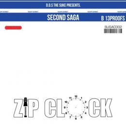 "D.D.S THE SUKE / ZIPCLOCK ""SECOND SAGA"""