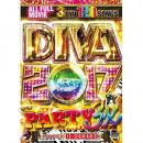 I-SQUARE / DIVA 2017 PARTY 3X (3DVD)