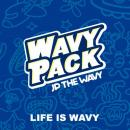 JP THE WAVY / LIFE IS WAVY [WAVY PACK] (CD+T-shirts)