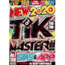 DJ Beat Controls / New 2020 Tik Master SNS & APP Best (4DVD)