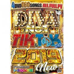 I-SQUARE / DIVA NO.1 TIK & TOKss 2019 New (4DVD)
