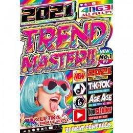 DJ Beat Controls / 2021 Trend Master New No.1 Best (4DVD)