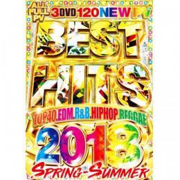 DJ★Sparks / Best Hits 2018 Spring-Summer (3DVD)