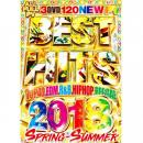 DJ★Sparks / Best Hits 2018 Spring-Summer (3DVD)