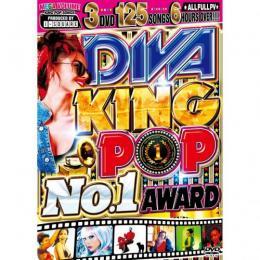I-SQUARE / DIVA KING POP NO.1 AWARD (3DVD)