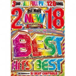 DJ Beat Controls / 2018 1st Half Best Hits Best (3DVD)