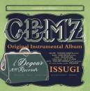 【予約】 ISSUGI / GEMZ INSTRUMENTAL [12inch(2LP)] (4/14)
