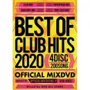 AV8 ALL DJ'S / BEST OF CLUB HITS 2020 -OFFICIAL MIXDVD 200- (4DVD)