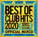 AV8 ALL DJ'S / BEST OF CLUB HITS 2020 -OFFICIAL MIXCD 150- (3CD)