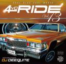 DJ DEEQUITE / 4 YO RIDE VOL.13