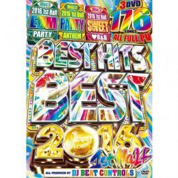 DJ Beat Controls / Best Hits Best 2016 1st Half (3DVD)