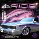 DJ DEEQUITE / 4 YO RIDE VOL.19