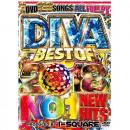 I-SQUARE / DIVA BEST OF 2018 NO.1 NEW HITS (3DVD)