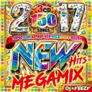 DJ★Yeezy / 2017 New Hits Megamix (3CD)