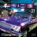 DJ DEEQUITE / 4 YO RIDE VOL.31