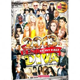 I-SQUARE / DIVA BEST OF 2013 1ST HALF (3DVD)