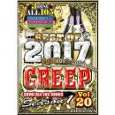 RIP CLOWN / CREEP VOL.20 -BEST OF 2017 season1- (3DVD)