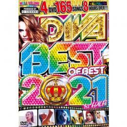 I-SQUARE / DIVA BEST OF BEST 2021 1st HALF (4DVD)