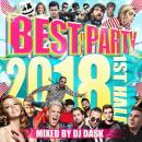 DJ DASK / THE BEST OF PARTY 2018 1st Half (2CD)