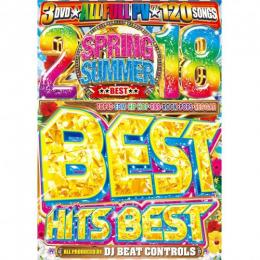 DJ Beat Controls / 2018 Spring Summer Best Hits Best (3DVD)