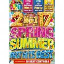 DJ Beat Controls / 2017 Spring Summer Best Hits Best (3DVD)