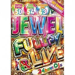 24hour DJs / JEWEL vol.3 -FULL PV & LIVE- (3DVD)