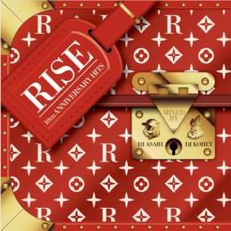 DJ ASARI & DJ KOHEY / RISE -10th ANNIVERSARY HITS- (2CD)