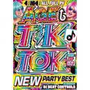DJ Beat Controls / Age Tik & Toker New Party Best (4DVD)