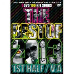 V.A / GOOD MUSIC VIDEOS THE BEST OF 2013 1ST HALF (3DVD)