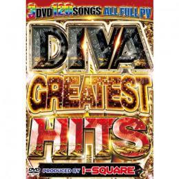 I-SQUARE / DIVA GREATEST HITS (3DVD)