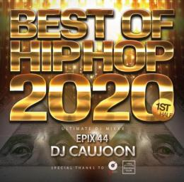DJ CAUJOON / BEST OF HIP HOP 2020 1st HALF