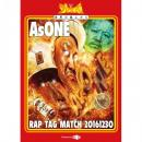 太華 & SharLee / AsONE -RAP TAG MATCH- 20161230