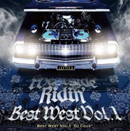 DJ COUZ / Best West Vol.1