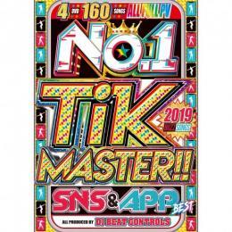 DJ Beat Controls / No.1 Tik Master SNS & APP Best (4DVD)