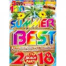 DJ★Sparks / Summer Best 2018 (3DVD)