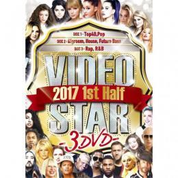 V.A / VIDEOSTAR 2017 1st Half (3DVD)