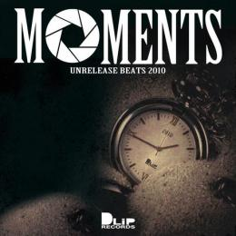 【DEADSTOCK】 NAGMATIC / MOMENTS -Unrelease Beats 2010-