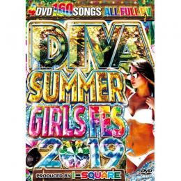 I-SQUARE / DIVA SUMMER GIRLS FES 2019 (4DVD)