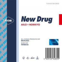 AKLO x NORIKIYO / New Drug