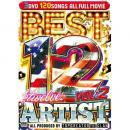 TOP CREATOR the CLAN / BEST TWELVE 12 ARTIST VOL.2 (3DVD)