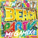 DJ★Yeezy / New 2017 Beach Party Megamix (3CD)