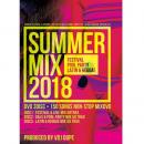 VDJ DOPE / SUMMER MIX 2018 -FESTIVAL. POOL PARTY. LATIN & REGGAE- (3DVD)