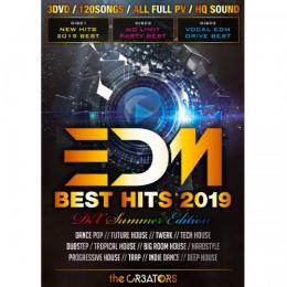 the CR3ATORS / EDM Best Hits 2019 (3DVD)